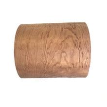 2,2 metros de palisandro Natural Bubinga patrón de 0,2/0,5mm altavoz de madera maciza de alta decoración de caoba