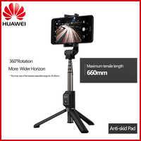 Huawei Honor Selfie Stick trípode portátil inalámbrico Bluetooth 3,0 monopié de mano para IOS/Android/Huawei Xiaomi teléfono inteligente