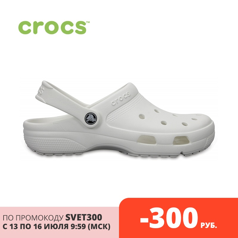 Crocs Crocs coast clog unisex for male, for female, man, woman TmallFS shoes rubber slippers rubber slippers new arrival 2020 clogs|Beach & Outdoor Sandals|   - AliExpress