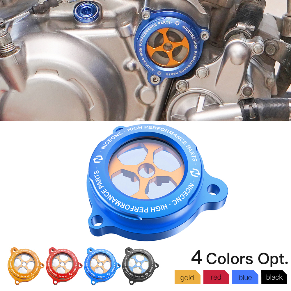 NICECNC – couvercle de filtre à huile pour Yamaha Raptor 700R, YFM700R, 2009, 2011, 2019, 700, YFM700, 2013, 2015, 2019, YFM700R 14