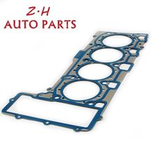 NEW Engine Multilayer Steel Cylinder Head Gasket 079 103 383 AQ For VW Touareg Audi A6 A8 Q7 R8 4.2L 079103383AQ 174.020 174020(China)