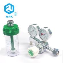Oxygen-Regulator Flowmeter-Gauge Medical 4000psi High-Pressure CGA540 with