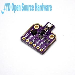 Image 3 - 1pcs BME680 Digital Temperature Humidity Pressure Sensor CJMCU 680 High Altitude Sensor Module Development Board