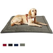 สัตว์เลี้ยงขนาดใหญ่สุนัขแมวบ้านเบาะรถ Soft ที่นอนขนาดกลางขนาดใหญ่สุนัข Kennel ผ้าห่มอุ่น Pad ขนาด S M L