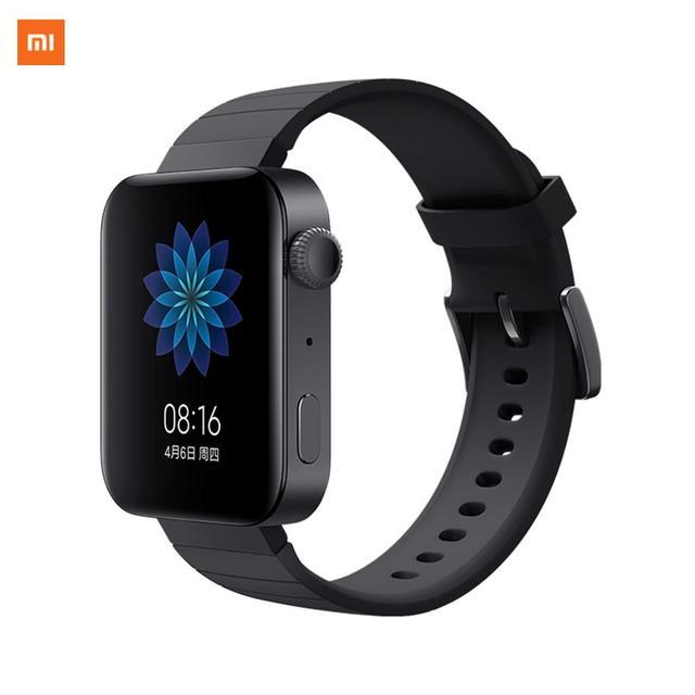 Xiaomi MI Smart Watch GPS NFC WIFI ESIM PhoneCall Bracelet Android Wristwatch Sport Bluetooth Fitness Heart Rate Monitor Tracker 2
