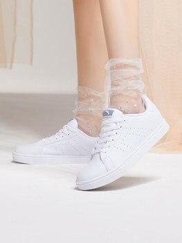 Zapatos de mesa para hombres y mujeres, zapatos de verano para amantes, zapatos de mesa, zapatos deportivos blancos, zapatos blancos pequeños de moda