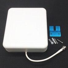 Antena interna 800-2500mhz do painel, antena interna do painel para wi-fi gsm 3g dcs cdma sinal de telefone celular reforço repetidor