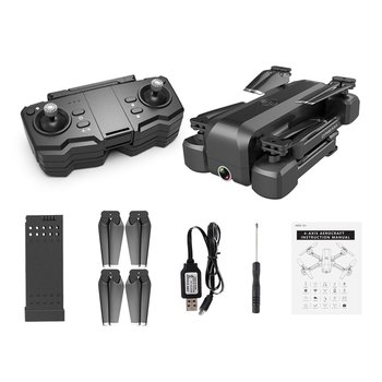 SG706 RC Drone 4K WiFi Foldable  HD Dual Camera Optical flow stability height Smart Follow RC Helicopter Aircraft Remote Control