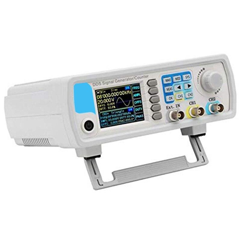 Горячая Распродажа, двухканальный генератор сигналов произвольной формы, измеритель частоты импульсного сигнала, штепсельная вилка европ...