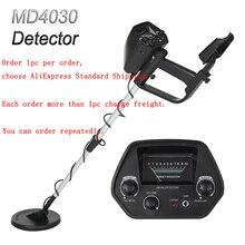 KKmoon MD 4030 Unterirdischen Metall Detektor Pinpointer Gold Detektoren Schatz Hunter Tracker Seeker Metall Schaltung Detektor