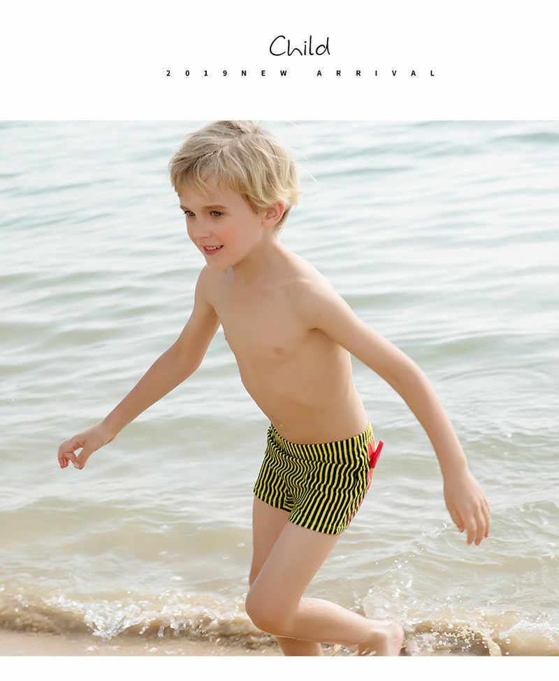 男の子水着恐竜カニビッグ口獣 2-10 歳の子供水着水泳トランクセットキャップ子供との水着