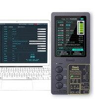 Qianli icopy plus 2.0 programador de reparo de cor original para iphone 7 8 p xr xsmax xs vibração/toque/fotossensível/reparo da bateria|Conj. ferramentas elétricas|Ferramenta -