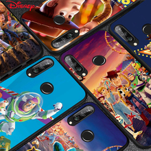 TPU Silicone Cover Toy Story 4 Buzz Lightyear For Huawei P40 P30 P20 Pro P10 P9 P8 Lite E Plus 2019 2017 Phone Case
