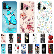 Honor 20S Case Silicone For Honor 20 Cover Soft TPU Phone
