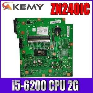 ZN240IC tout-en-un carte mère de bureau pour Asus ZN240IC ZN240I ZN240 carte mère SR2EY i5-6200 CPU 2g carte graphique
