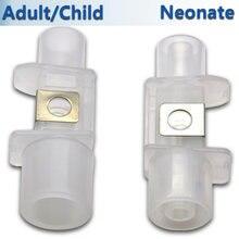 Основной etco2 airway адаптер для взрослых детей новорожденных