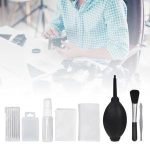 Image 4 - 12 pcs 전문 청소 세트 디지털 카메라 pc 노트북 키보드 먼지 청소기 도구 청소 솔루션