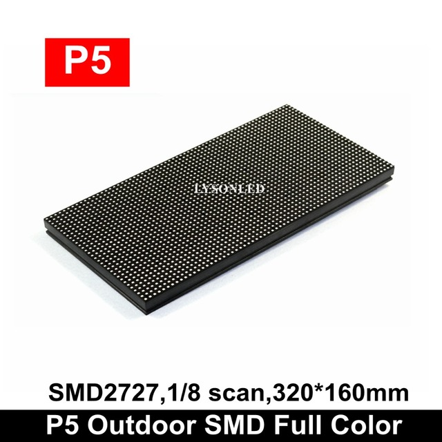 P5 في الهواء الطلق سمد كامل لون وحدة عرض إل سي دي 64x32 بكسل ، مقاومة للماء Led الفيديو الإلكترونية تاكسي تسجيل