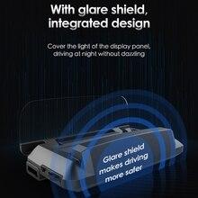 Multifunctional L3 HUD Head-up Display Car OBD2 Vehicle GPS Speedometer Overspeed Alarm Warning