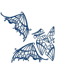 Buy YaMinSanNiO Butterfly Lace Metal Cutting Dies Scrapbooking New 2019 Craft Dies Cuts for Card Making DIY Embossing Die Mold Set directly from merchant!