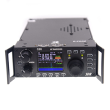 Xiegu G90 HF Amateur Radio HF Transceiver 20W SSB/CW/AM/FM 0.5 30MHz SDR Structure with Built in Auto Antenna Tuner