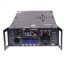 Xiegu G90 HF Amateur Radio HF Transceiver 20W SSB/CW/AM/FM 0.5 30MHz struttura SDR con Built in Auto Antenna Tuner
