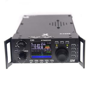 Image 1 - Xiegu G90 HF Amateur Radio HF Transceiver 20W SSB/CW/AM/FM 0.5 30MHz struttura SDR con Built in Auto Antenna Tuner