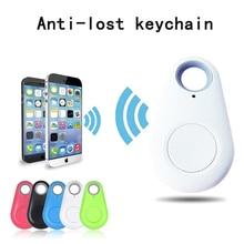 Smart Mini GPS Tracker Anti Lost Finder ITag Tracker Alarm GPS Locator Wireless Positioning Wallet Pet Key Wireless Bluetooth