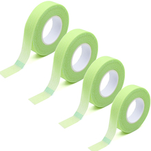 1/5PCS Non-woven Grafted Eyelash Tape Patch Sticker Holes Breathable Sensitive Resistant Patches Eye Pads Makeup Tool