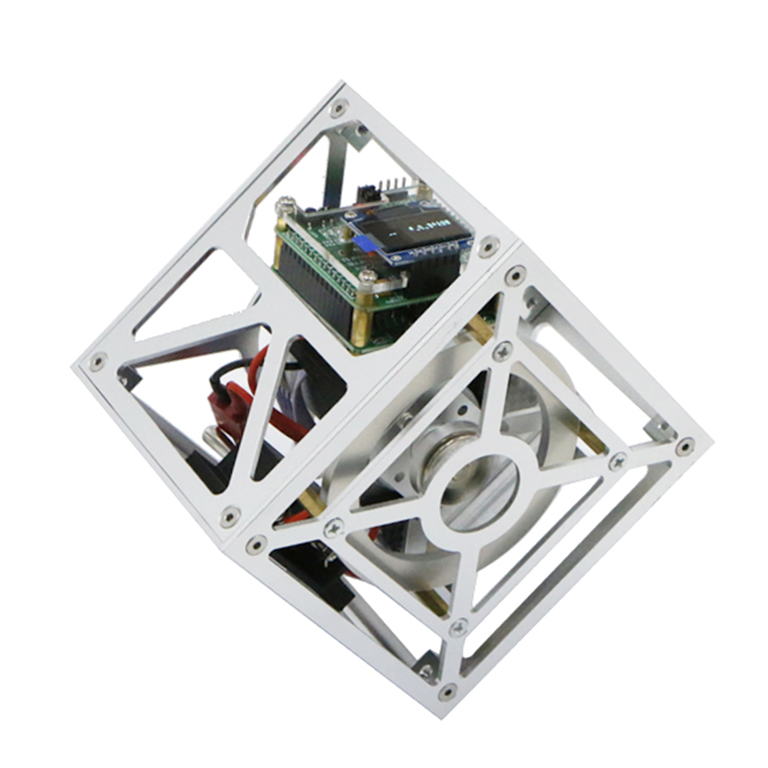 New Programmable Toy Single Point Balance Block Unilateral Self-balancing Cubli Block Intelligent Steam Kit