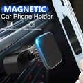 Fimilef حامل هاتف السيارة المغناطيسي ل فون XS X CD فتحة الهواء تنفيس الهاتف جبل حامل المغناطيس المحمول الهاتف المحمول حامل دعم