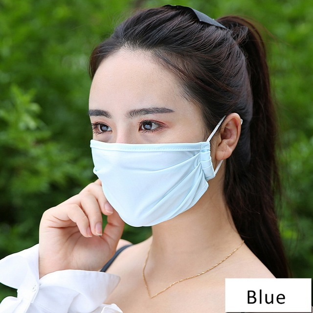 ReadyStock PM2.5 Black mouth Mask anti dust mask Activated carbon filter Windproof Mouth-muffle bacteria proof Flu Face masks 4