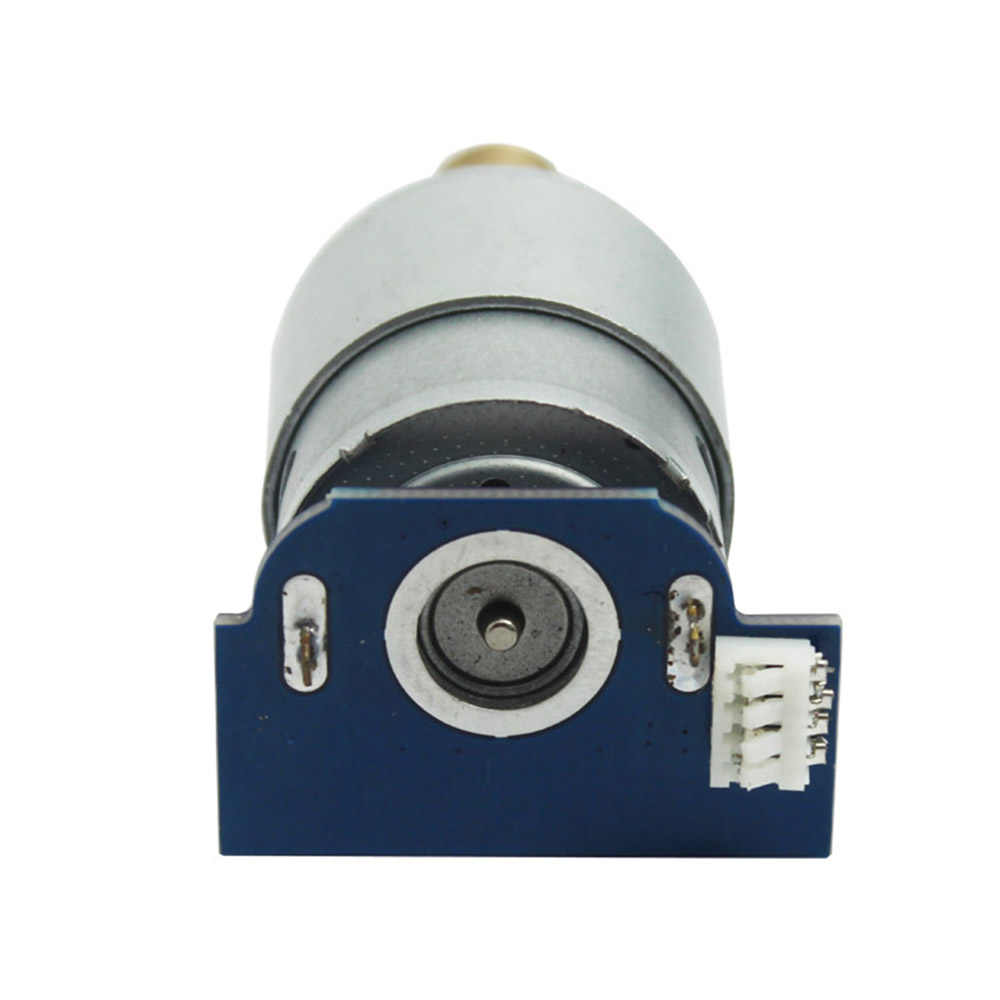 HH-BSDJ 1pc RS385 High Torque Small Motor Micro DC Motor Motor Strong Magnetic Carbon Brush 24V9000 Turn