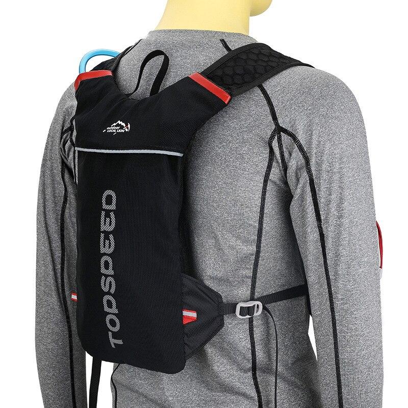 Outdoor Trail Running Hydration Backpack Water Bag 2L For Men Women Camping Jogging Sport Marathon Pack Water Bladder Soft Flask