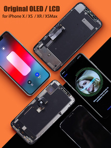 Image 3 - Bsuit Original OLED avec remplacement décran de tonalité vraie pour le joint dassemblage daffichage de numériseur daffichage à cristaux liquides de XR Max diphone X XS