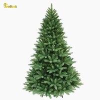 Teellook-decoraciones para el hogar, árbol de Navidad, Hotel, centro comercial, 1,2 m/3,6 m, cifrado PE + PVC, Año Nuevo