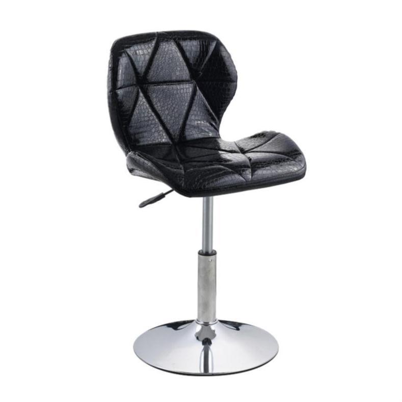 Bar Stool Swivel Lift Chair Simple Home Back Bar Chair High Stool Front Desk Cash Register Chair