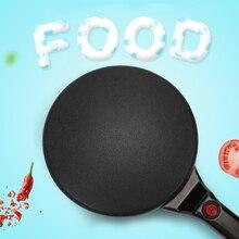 Антипригарная электрическая блинница для пиццы, машина для приготовления блинов, сковорода для выпечки, машина для приготовления тортов, кухонный инструмент для приготовления пищи, 220 В, штепсельная вилка стандарта Австралии