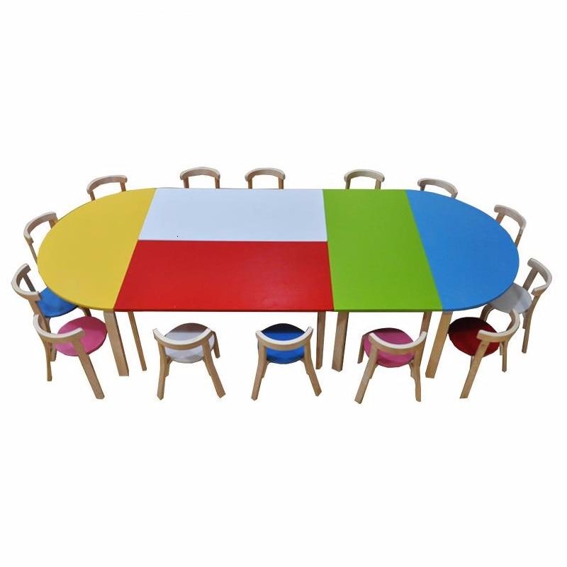 Mesa Y Silla Infantil Children And Chair Tavolo Child Scrivania Bambini Kindergarten For Study Table Bureau Enfant Kids Desk