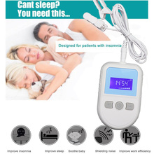 New Anti Sleep Electrotherapy Alpha CES Device for Anxiety Insomnia and Depression Cure Migraine Neurosism anxiety cure the