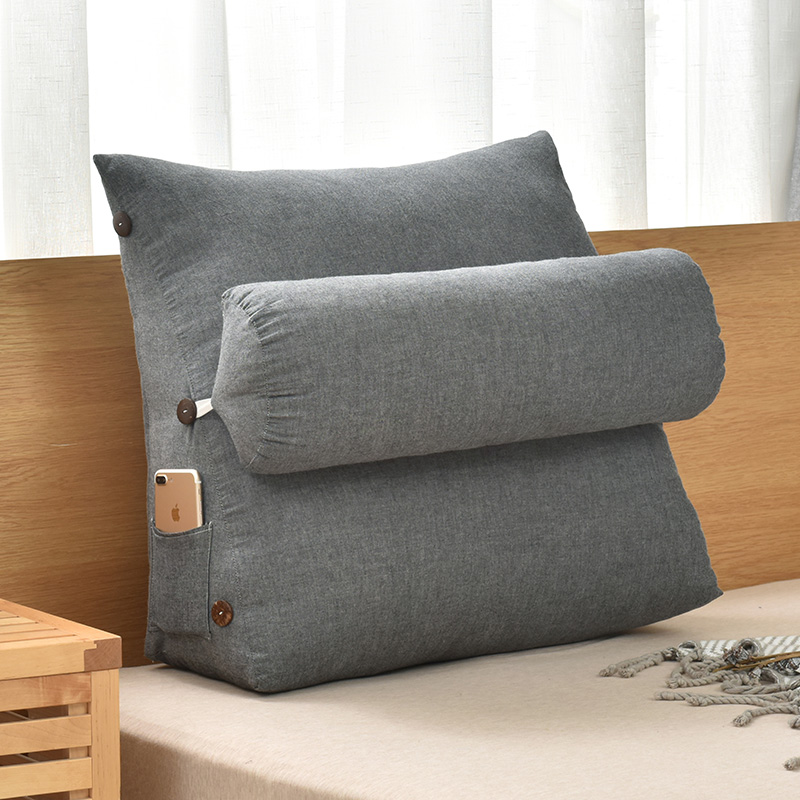 US $48.28 52% OFF|Japanese Chair Pillow Large Back Triangle Sofa Cushion  Sofa outdoor cushions modern home decor Removable and Washable BB50KD on ...