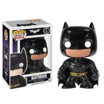 FUNKO POP Wonder Woman #226 # 172 Batman #19 #01 DC Comics Action Figure Toys Vinyl Decoration Models for Kids Birthday Gifts 4