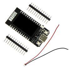 Ttgo t-display esp32 wifi bt placa de desenvolvimento do módulo para arduino 1.14 Polegada placa de controle lcd placa de desenvolvimento