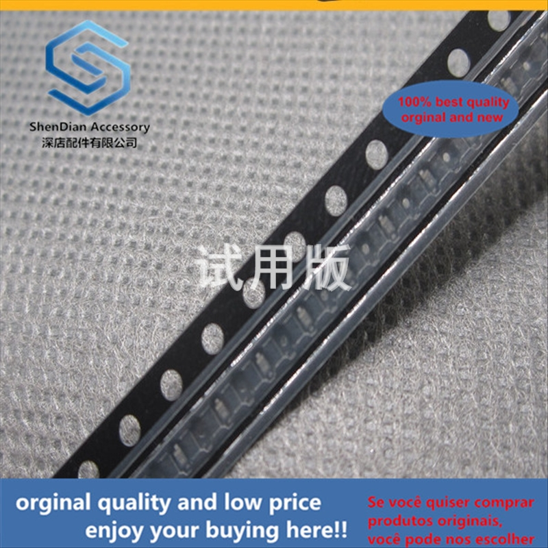 50pcs 100% Orginal New Best Quality SMD Schottky Diode LRB521S-30T1G 30V 0.2A SOD523 0603