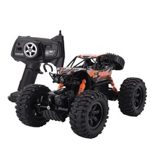 цена на RC car  1:14 2.4GHZ 4WD Off-road Climbing high-speed Water Proof Remote control Car Four-wheel drive amphibious Toy rc car
