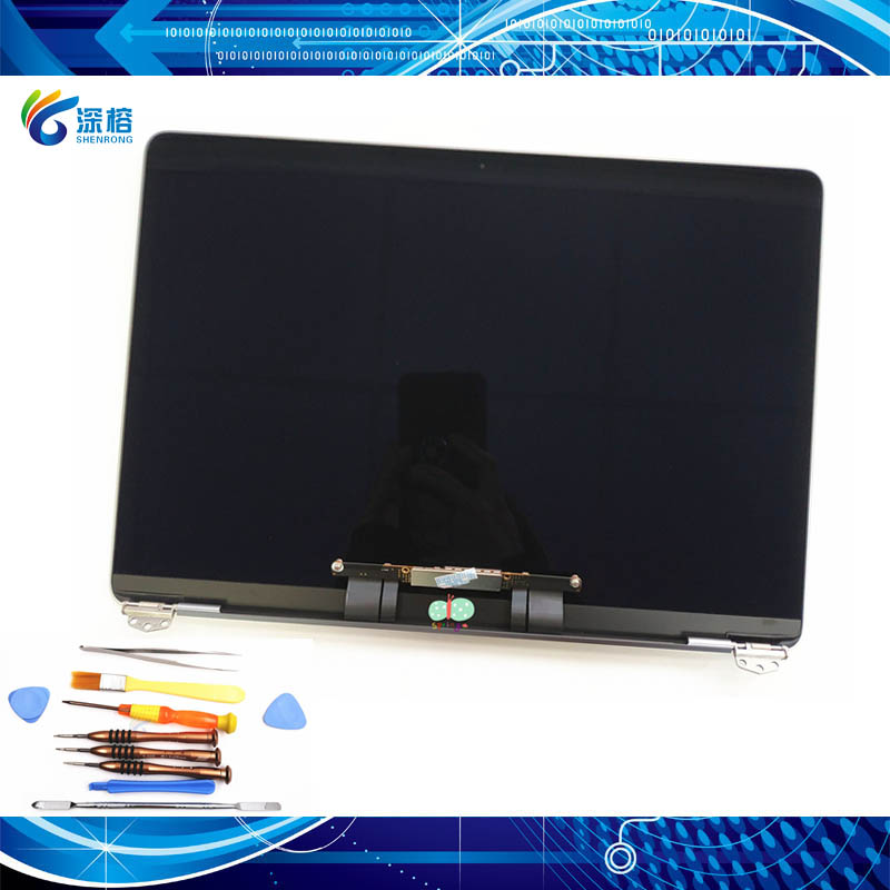 Grey Replacement Laptop LCD Display for MacBook Air New Grey//Gold//Slive Retina 13 A1932 LCD Screen Assembly 2018 Year MRE82 EMC3184