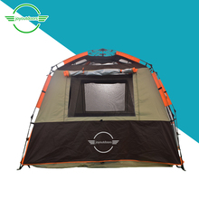 цена на 4 season tent 2-3 Person double layer waterproof breathable outdoor ultra light camping tent professional automatic  tent