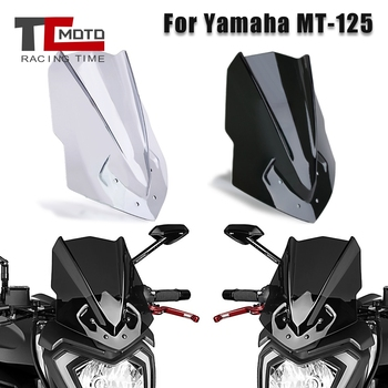 Windscreen Motorcycle Windshield Front Windproof Windscreen Wind Screen For Yamaha YZF R1 2007 2008 ABS Plastic motorcycle Color : Black