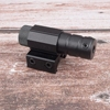 MAGORUI Tactical Mini Red Dot Laser Sight for Picatinny and Rifle with 650nm Adjustable 11mm/20mm Picatinny/Weaver Mount