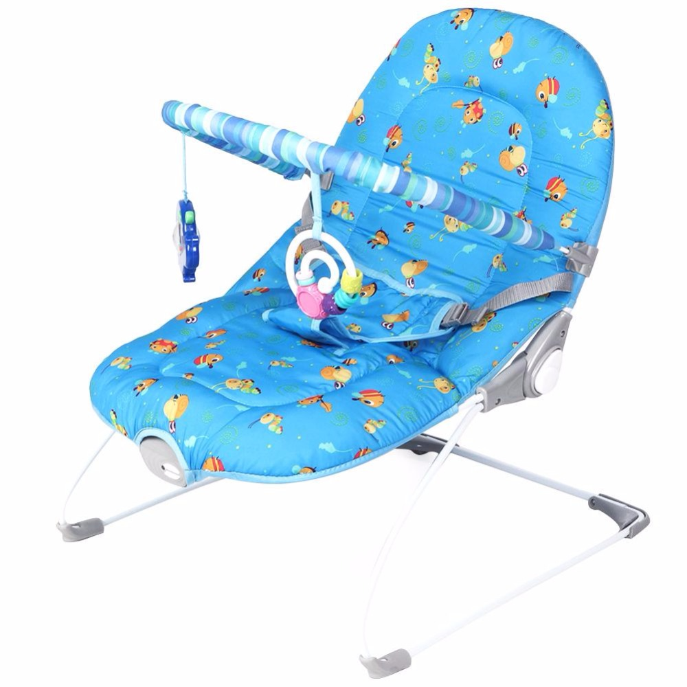 Hb73812007a9c4b1e8f0a3b39bf14a8ddL Infant Baby Rocker Electric Rocking Chair Cradle Newborn Comfort Vibration Rocking Chair Soothing The baby's Artifact Sleeps